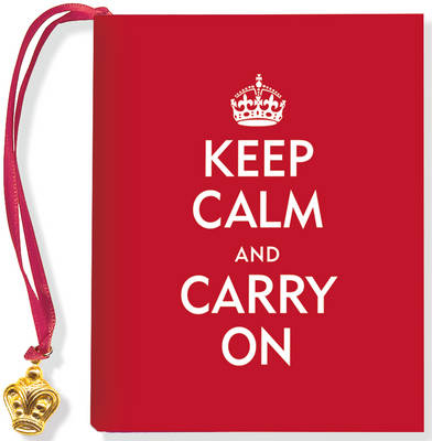 Keep Calm and Carry on - Evelyn Beilenson