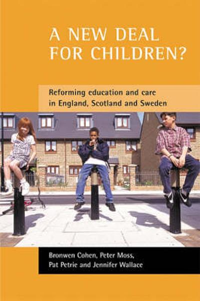 A new deal for children? - Bronwen Cohen