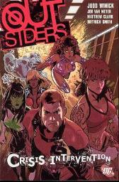Outsiders TP Vol 04 Crisis Intervention - Judd Winick