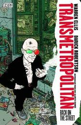 Transmetropolitan Vol. 01 - Warren Ellis