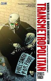 Transmetropolitan Vol. 7 - Warren Ellis