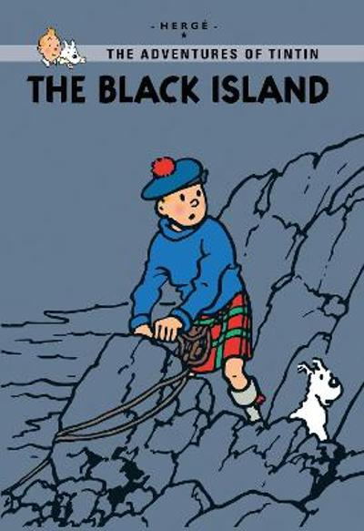 The Black Island - Herge