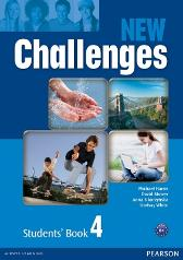 New Challenges 4 Students' Book - Michael Harris David Mower Anna Sikorzynska Lindsay White