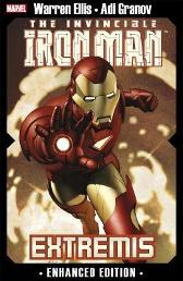 Invincible Iron Man, The: Extremis - Warren Ellis Adi Granov