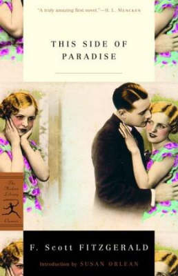 A Side of Paradise - F. Scott Fitzgerald