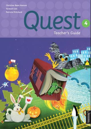 Quest 4 - Patricia Pritchard