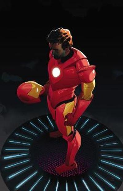 Ultimate Comics Iron Man - Nathan Edmonson