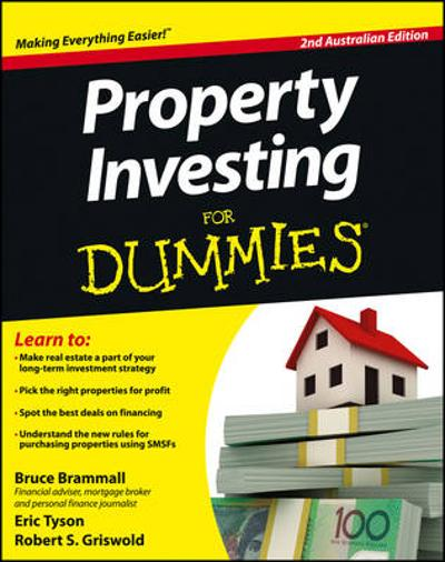 Property Investing For Dummies - Australia - Bruce Brammall