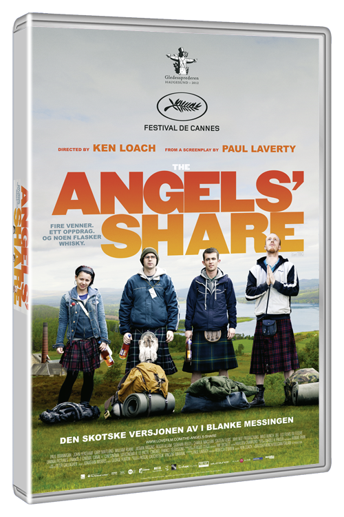 DVD Angels share - Ken Loach