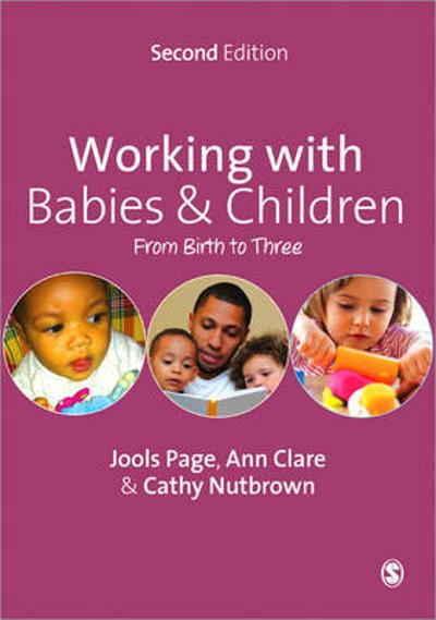 Working with Babies and Children - Jools Page