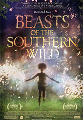 DVD Beasts of the Southern Wild -