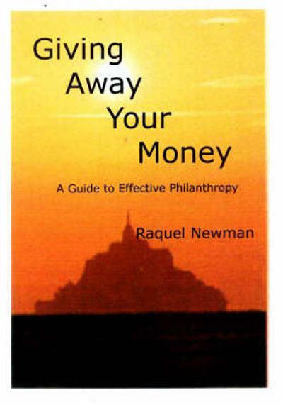 Giving Away Your Money - Linda Hodges
