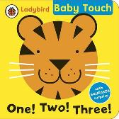 Baby Touch: One! Two! Three! bath book -