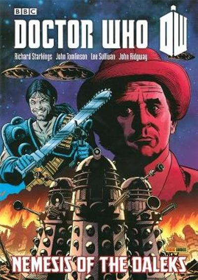 Doctor Who: Nemesis Of The Daleks - Dan Abnett