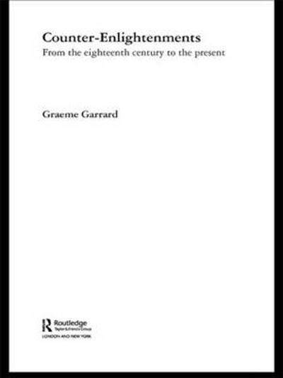 Counter-Enlightenments - Graeme Garrard