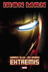 Iron Man: Extremis - Warren Ellis Adi Granov