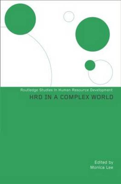 HRD in a Complex World - Monica Lee