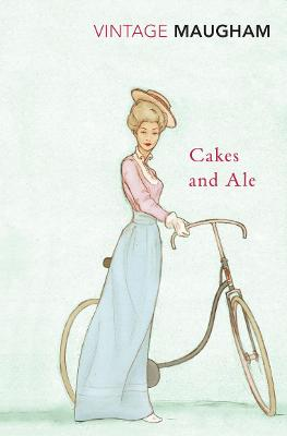 Cakes And Ale - W. Somerset Maugham Nicholas Shakespeare
