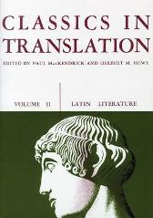 Classics in Translation -