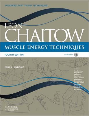 Muscle Energy Techniques - Leon Chaitow
