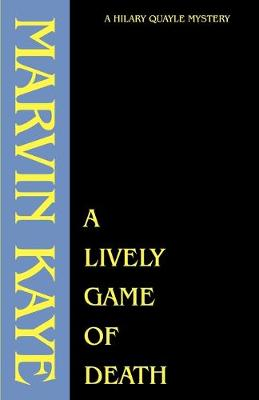 A Lively Game of Death - Marvin Kaye