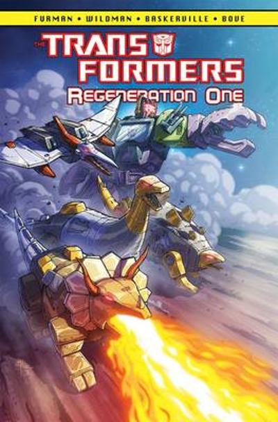 Transformers Regeneration One Volume 2 - Simon Furman