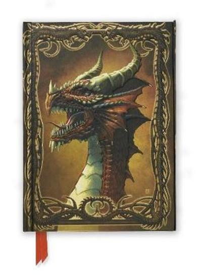 Beyit: Red Dragon (Foiled Journal) - Flame Tree Studio