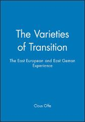 The Varieties of Transition - Claus Offe