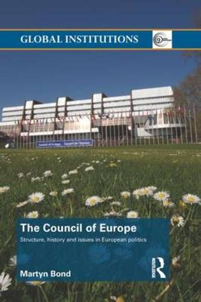 The Council of Europe - Martyn Bond