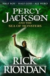 Percy Jackson and the Sea of Monsters (Book 2) - Rick Riordan