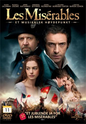 DVD Les Miserables -