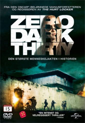 DVD Zero Dark Thirty -