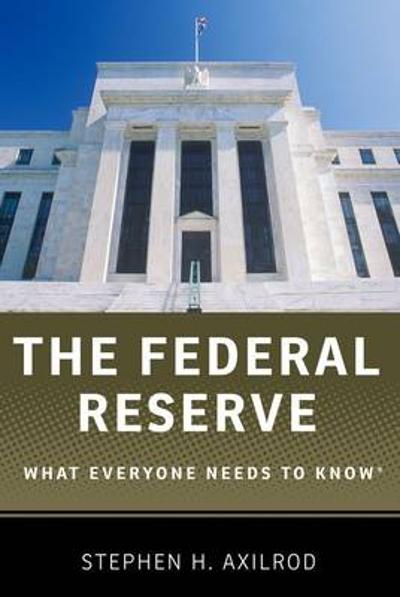 The Federal Reserve - Stephen H. Axilrod
