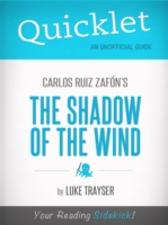 Quicklet on Carlos Ruiz Zafon's The Shadow of the Wind - Luke Trayser