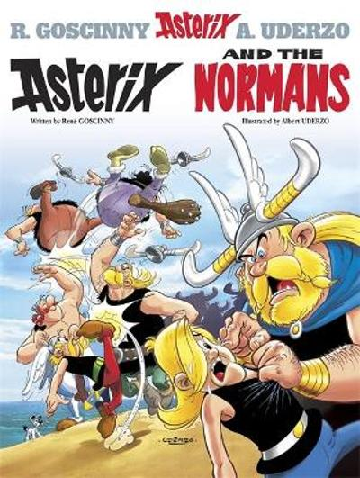 Asterix: Asterix and the Normans - Rene Goscinny