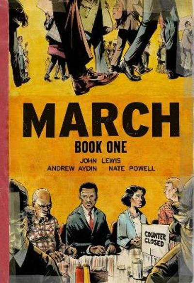 March Book One - John Lewis