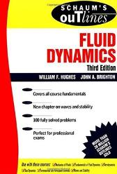 Schaum's Outline of Fluid Dynamics - William Hughes John Brighton Nicholas Winowich