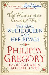 The Women of the Cousins'  War - Philippa Gregory David Baldwin Michael Jones
