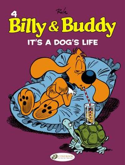 Billy & Buddy - Jean Roba