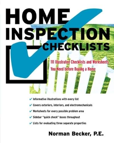Home Inspection Checklists - Norman Becker