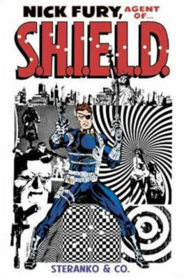 Nick Fury, Agent Of S.h.i.e.l.d. - Stan Lee