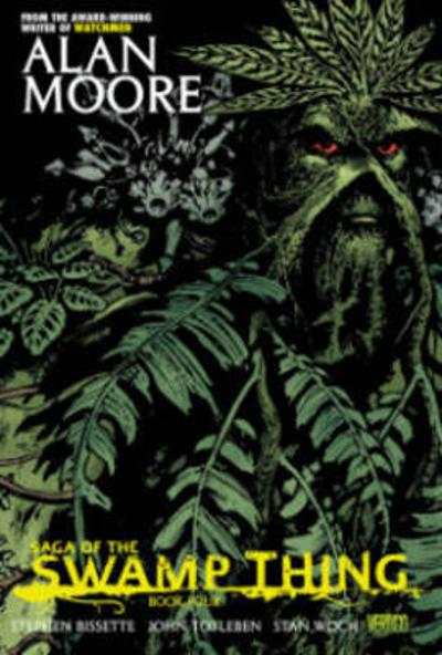 Saga Of The Swamp Thing Book Four - Alan Moore