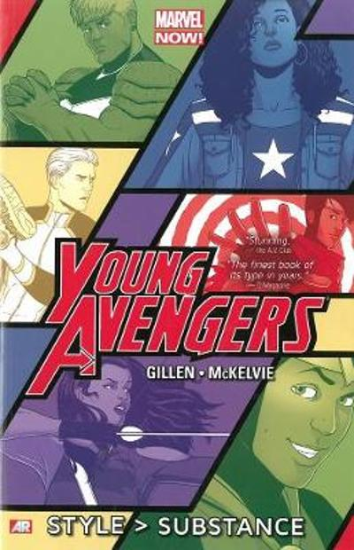 Young Avengers Volume 1: Style > Substance (marvel Now) - Kieron Gillen