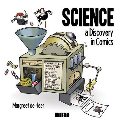 Science - A Discovery In Comics - Margreet De Heer