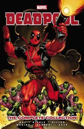 Deadpool By Daniel Way: The Complete Collection Volume 1 - Andy Diggle Bong Dazo Steve Dillon