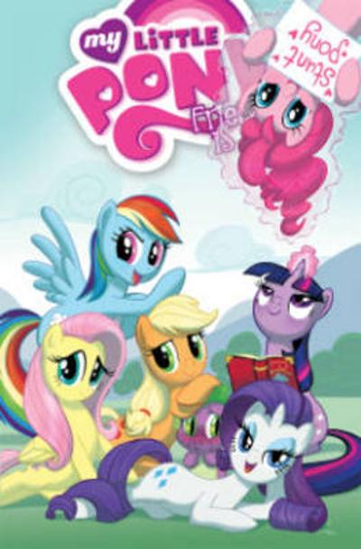 My Little Pony Friendship Is Magic Volume 2 - Heather Nuhfer