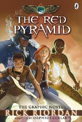 The Red Pyramid: The Graphic Novel (The Kane Chronicles Book 1) - Rick Riordan