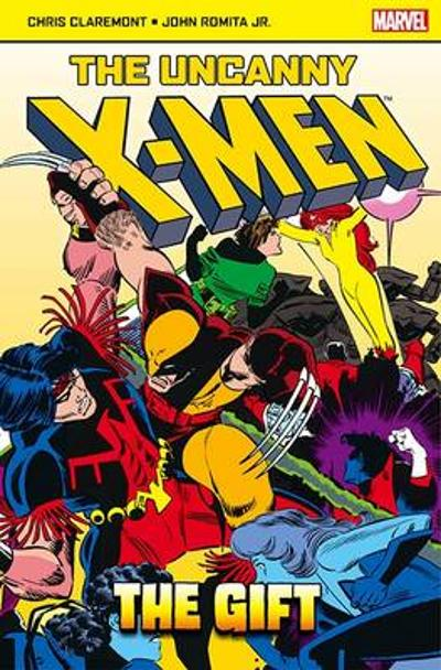 Marvel Pocketbook - Chris Claremont