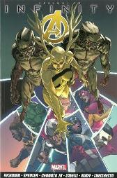 Avengers Vol.3: Infinity Prelude - Jonathan Hickman Stefano Caselli Mike Deodata, Jr.