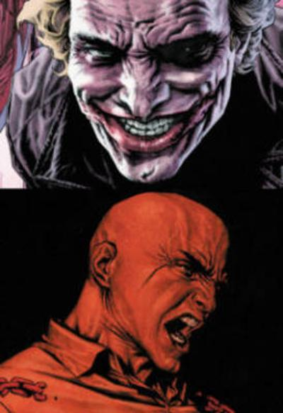 Absolute Luthor/Joker - Brian Azzarello